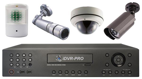 DVR CCTV Systems