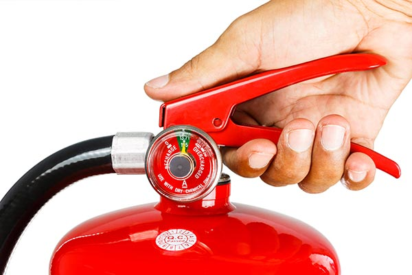 Fire Extinguishers Colour Guide
